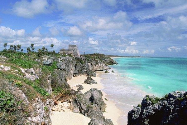 Playas de Tulum.