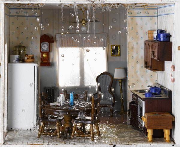How To Replace Kitchen Floor Water Damage