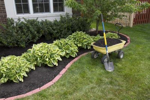 Ordinaire Low Maintenance Flower Bed Without Weed Pulling