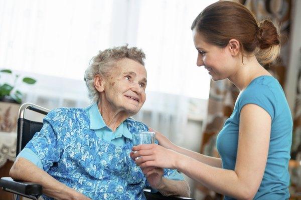 Job Description of a Caregiver | Career Trend