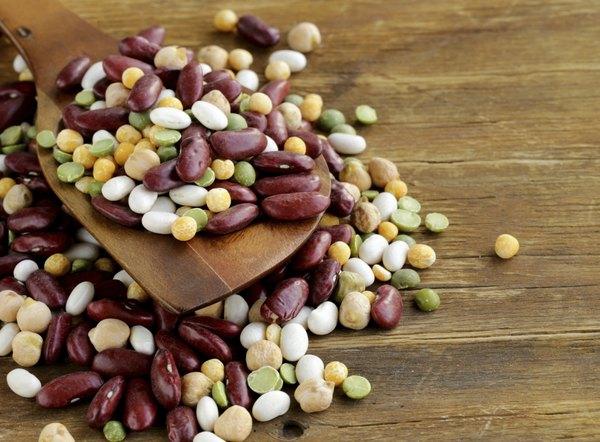 Os diferentes tipos de feijão ajudam você a variar no cardápio