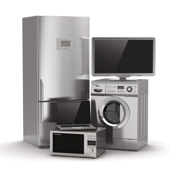 Se possível, proteja seus eletrodomésticos com capas de tecido, apostando em estampas versáteis