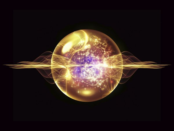 Complex atomic model