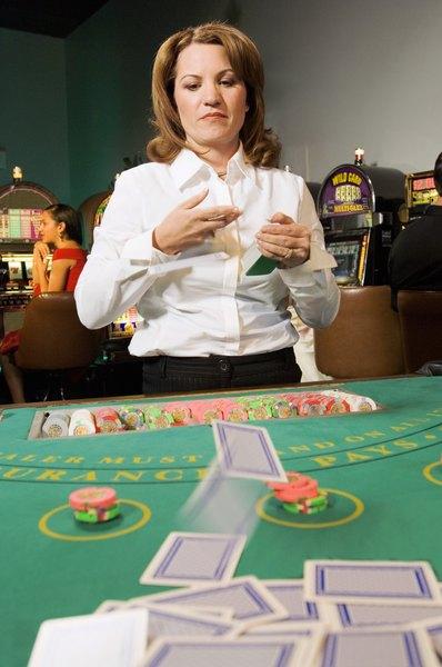 Blackjack Dealer Salary
