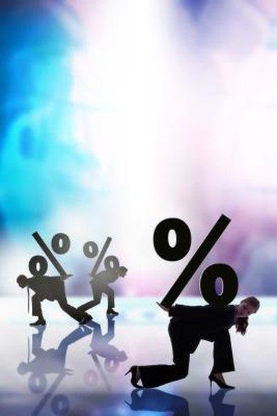 Interest rates can burden stock investors.