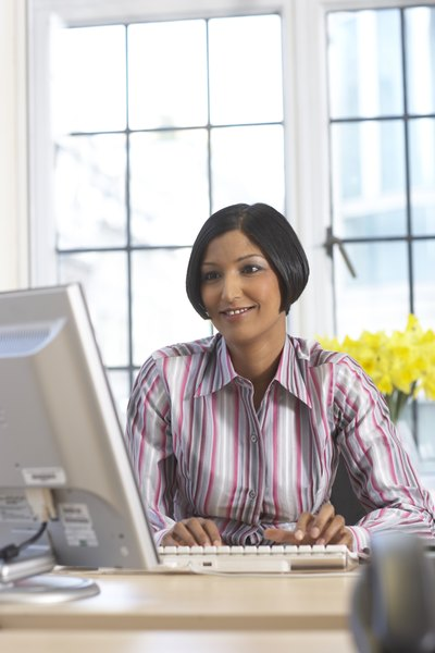 If you are detail oriented, a career in records management might suit you.