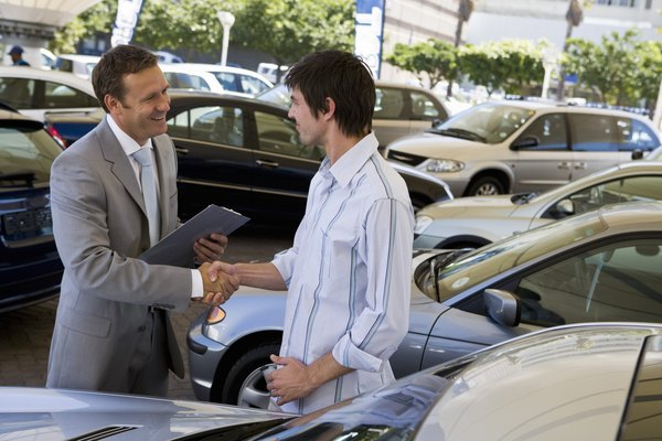 Difference Taxes Between Buying Used And New Car