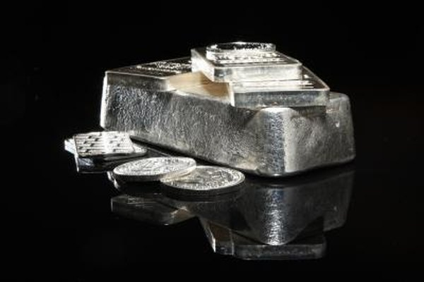 Silver bullion and IRS approved silver coins can be used as IRA investments.