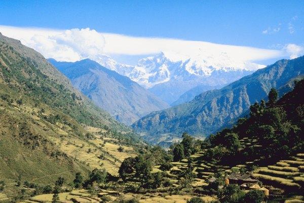 Conheça a vida em uma aldeia de montanha nepalesa