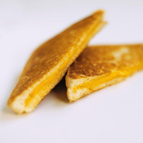 Tostado de queso.