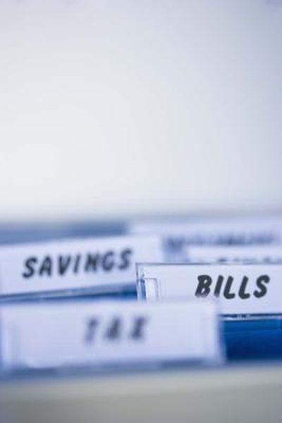 Establishing a savings account can help you better manage your money.