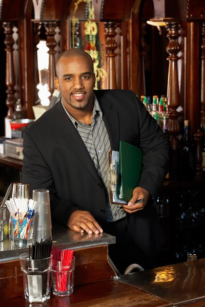 bar supervisor job description