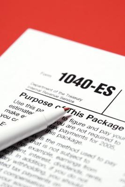 Prepaying taxes involves estimating your tax liability for the next year.