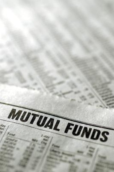 Retail mutual funds are publicly traded and results are listed in newspapers.