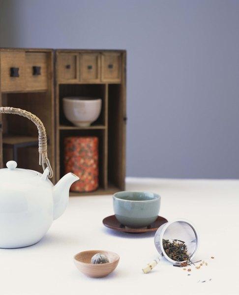 Prepare sua xícara de Ti Kuan Yin