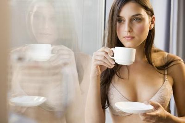 Drinking Coffee Causes Weight Loss