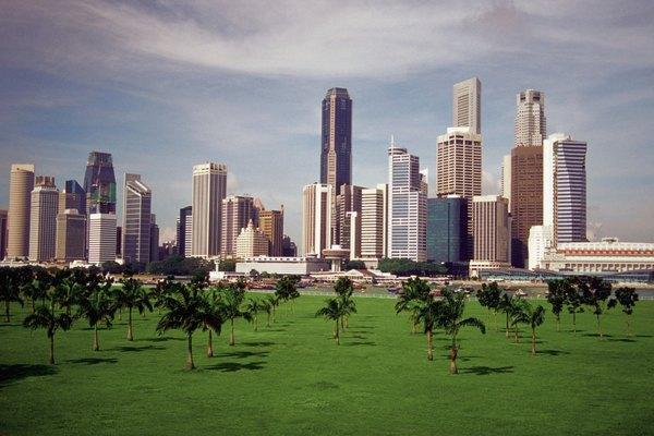 Singapura é hoje exemplo de um manejo eficiente dos recursos