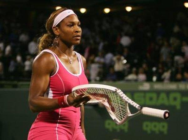 Can You Repair a Broken Tennis Racquet? - Woman