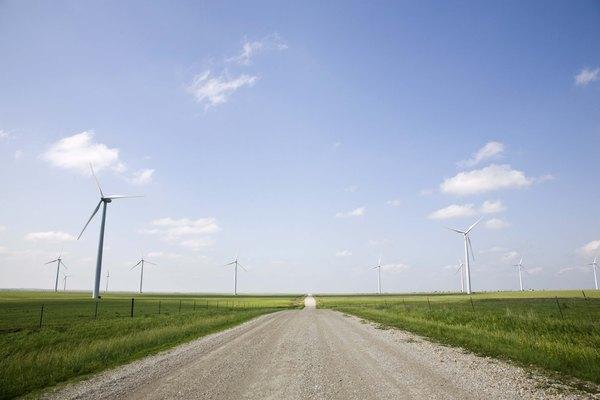 Wind energy.