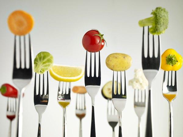 As proteínas devem corresponder a 15% do total de calorias ingeridas diariamente