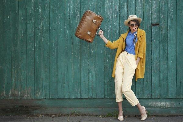 A moda está sempre fugindo dos padrões