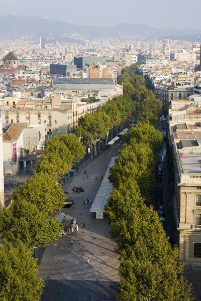 Barcelona criou em 2000 uma lei que obriga uso de aquecimento solar nas casas