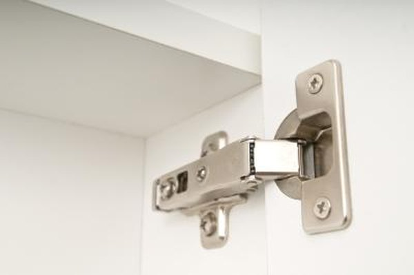 how to install hidden hinges on kitchen cabinets | home guides | sf gate