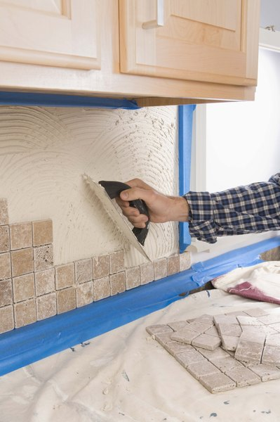 Sanded Vs Non Grout For Tile Home Guides Sf Gate