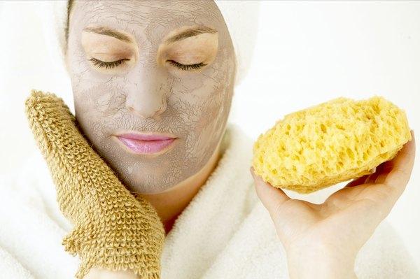 Recuerda ponerte comoda mientras esperas el efecto de la mascarilla facial.