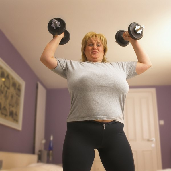 Use Dumbbells To Tighten And Strengthen Your Chest