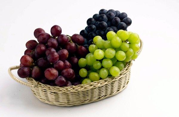 Por trás de todo o vinho há uma grande uva