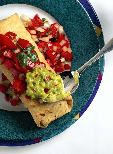 Chimichangas de Sonora o Sinaloa, ambas son deliciosas.