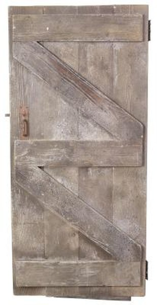 Home Guides - SFGate & How to Make Ledged and Braced Interior Doors | Home Guides | SF Gate