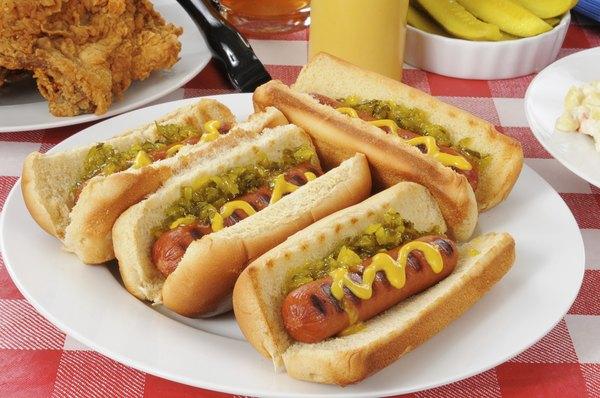 Cachorro-quente, você consegue comer apenas um?