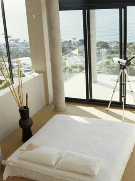 How To Decorate A Small Bedroom With A Glass Door Home Guides Sf