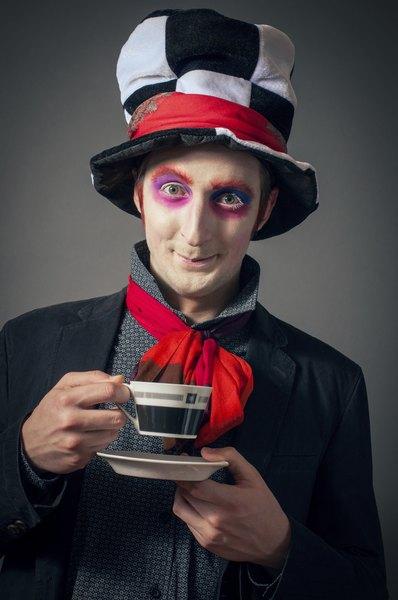Gostaria de uma xícara de chá, ET?