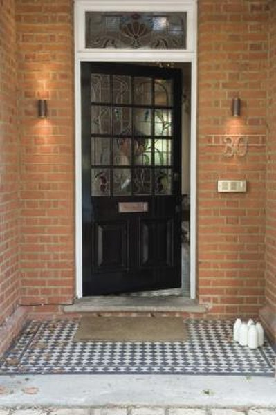 How to Prepare & Paint Metal Outside Doors | Home Guides