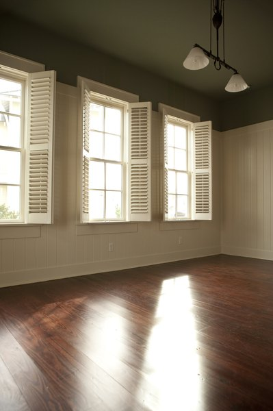 How To Make Hardwood Floors Shine Without Toxic Chemicals Home