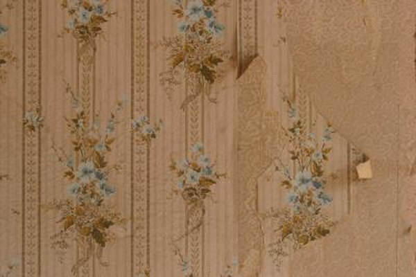 Removing 20-Year-Old Wallpaper   Home