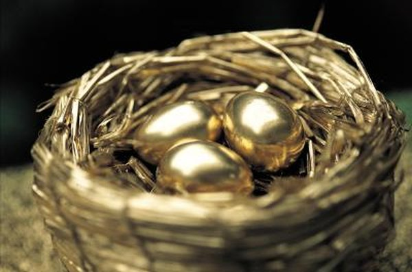 Preserve your nest egg in U.S. Treasury bonds.