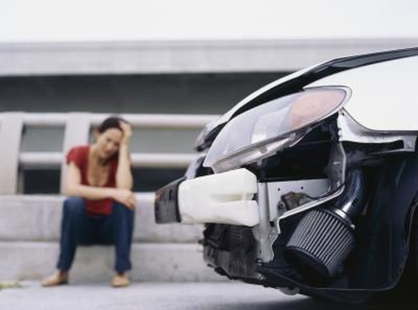 Your insurance pays the actual value of the car when it is totaled.