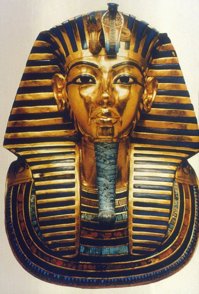 Egyptians made use of gold and many other metals.