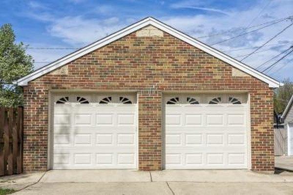 Adjule Door Sweep For Garage Doors With Uneven Floors Home Guides Sf Gate