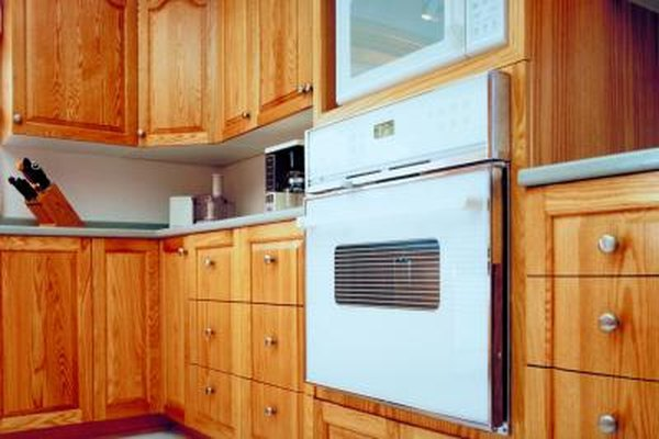 What Everyday Items Can Be Used to Clean Wood Kitchen Cabinets? Natural homemade cleaners ...