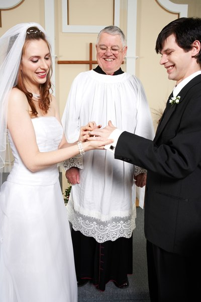 A Wedding Ceremony Of 30 Minutes Takes Much Preparation On The Part Preacher