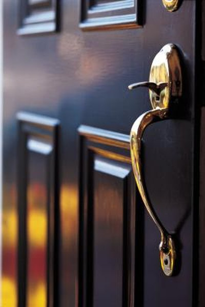 How To Replace An Entry Door Without Replacing The Door Jamb Home