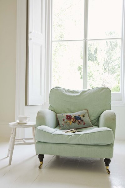 There Are A Mulude Of Variations To Choose From When Upholstering Two Club Chairs And One Sofa