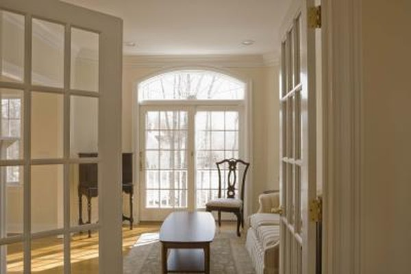 Should Interior Doors Be Painted The Same Color As The Walls? | Home Guides  | SF Gate
