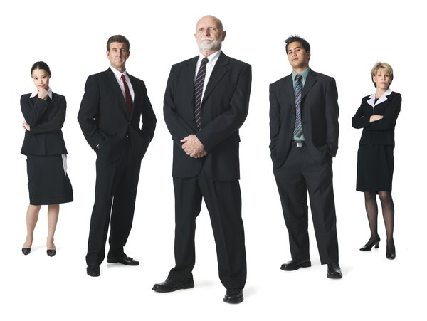 what is a middle management position woman