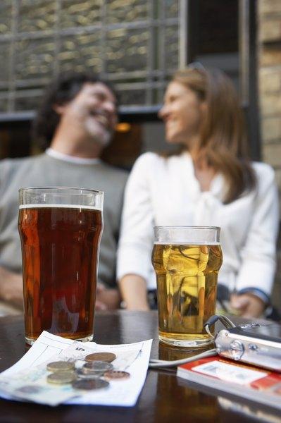 Cerveja: um copo